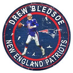 New EnglandPatriots Drew Bledsoe Wall Decor