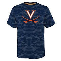 Boys 8-20 Virginia Cavaliers Vector Dri-Tek Tee