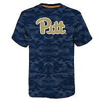 Boys 8-20 Pitt Panthers Vector Dri-Tek Tee