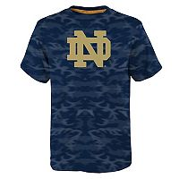 Boys 8-20 Notre Dame Fighting Irish Vector Dri-Tek Tee