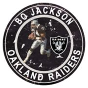 "Oakland Raiders Vincent ""Bo"" Jackson Wall Decor"