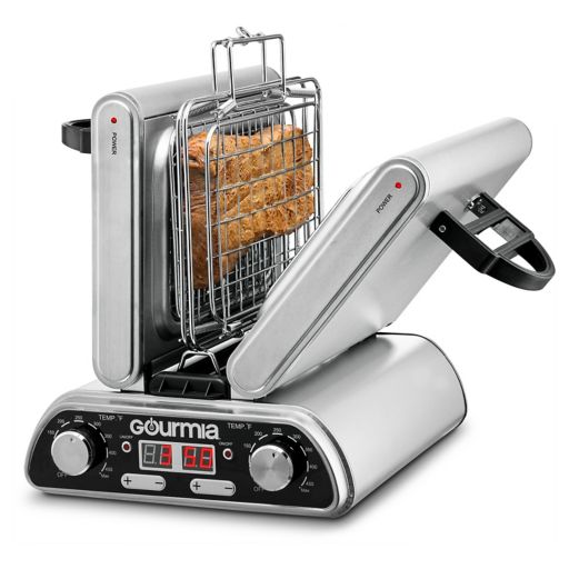 Gourmia 10-in-1 Foldable Indoor Electric Grill  & Cook System