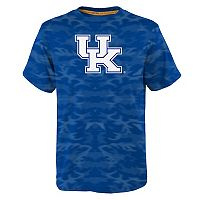 Boys 8-20 Kentucky Wildcats Vector Dri-Tek Tee
