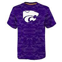 Boys 8-20 Kansas State Wildcats Vector Dri-Tek Tee