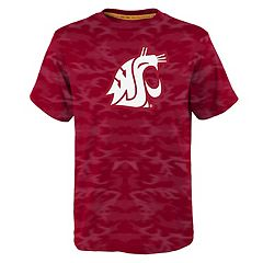 Boys 8-20 Washington State Cougars Vector Dri-Tek Tee