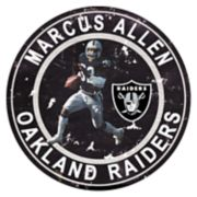 Oakland Raiders Marcus Allen Wall Decor