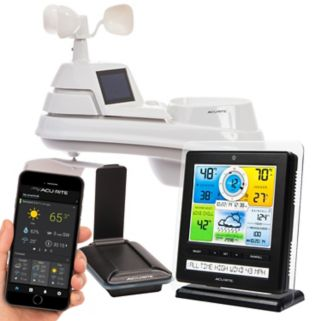 AcuRite 5-in-1 Weather Station with Color Display & Remote Monitoring