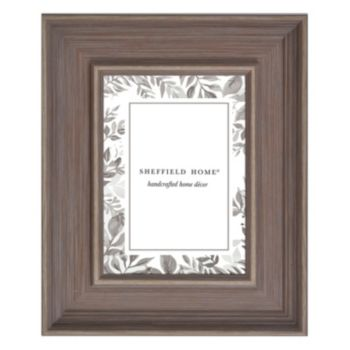 Belle Maison Weathered Brown Frame