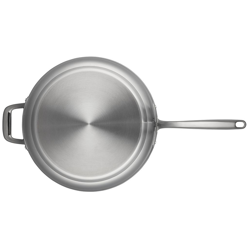 Breville Thermal Pro Clad 5-qt. Stainless Steel Saute Pan