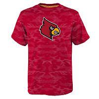 Boys 8-20 Louisville Cardinals Vector Dri-Tek Tee