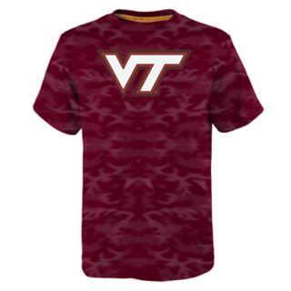 Boys 8-20 Virginia Tech Hokies Vector Dri-Tek Tee