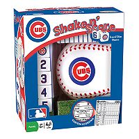 Chicago Cubs Shake n' Score Travel Dice Game