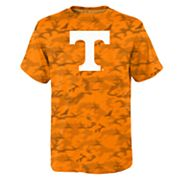 Boys 8-20 Tennessee Volunteers Vector Dri-Tek Tee