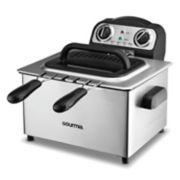 Gourmia Fry Station Deep Fryer