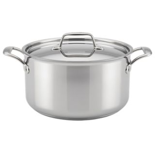 Breville Thermal Pro Clad 8-qt. Stainless Steel Stockpot