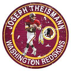 Washington Redskins Joe Theismann Wall Decor