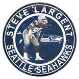 Seattle Seahawks Steve Largent Wall Decor