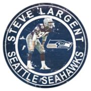 Seattle Seahawks Steve Largent Wall Decor