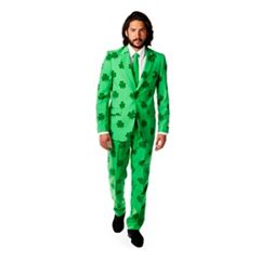 Men's OppoSuits Slim-Fit Patrick Suit & Tie Set