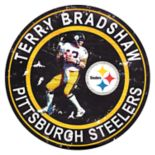 Pittsburgh Steelers Terry Bradshaw Wall Decor