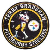 Pittsburgh Steelers Terry Bradshaw Wall Decor