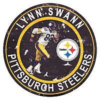 Pittsburgh Steelers Lynn Swann Wall Decor