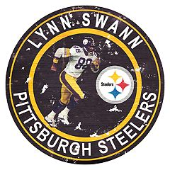 Pittsburgh Steelers Lynn Swann Wall Decor