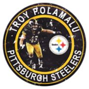 Pittsburgh Steelers Troy Polamalu Wall Decor
