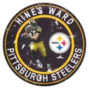Pittsburgh Steelers Hines Ward Wall Decor