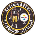 Pittsburgh Steelers Kevin Greene Wall Decor