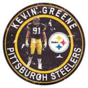 Pittsburgh Steelers Kevin Greene Wall Decor