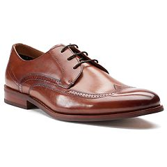 Apt. 9® Mylo Men's Leather Wingtip Dress Shoes