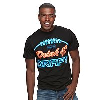 Men's Fantasy LIfe Drink & Draft Tee