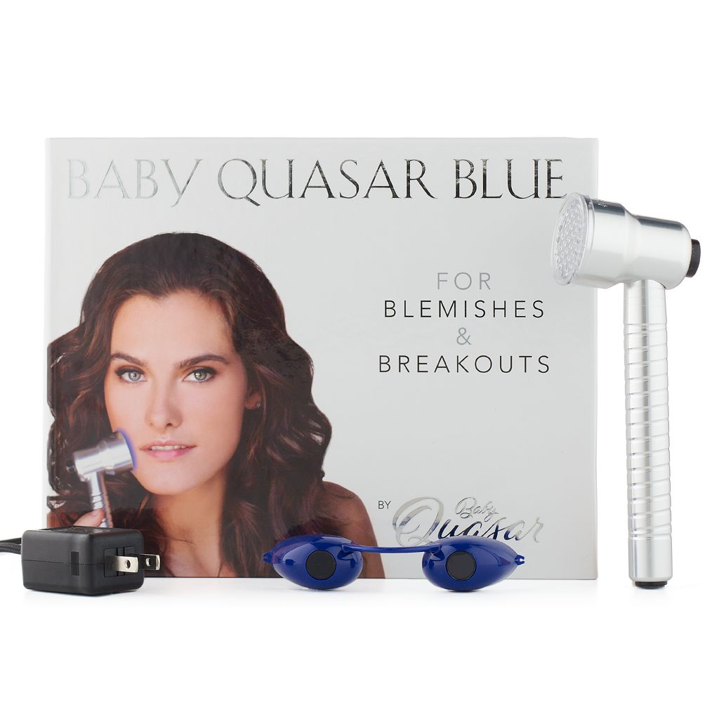 Baby Quasar Blue Acne Light Therapy Device