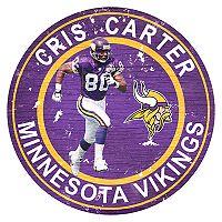 Minnesota Vikings Cris Carter Wall Decor