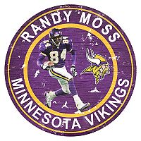 Minnesota Vikings Randy Moss Wall Decor