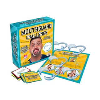 Mouthguard Challenge Game by Identity Games