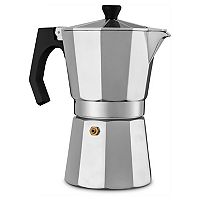 Gourmia 2-in-1 Coffee Pot & Milk Frother