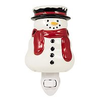 SONOMA Goods for Life™ Snowman Outlet Wax Melt Warmer