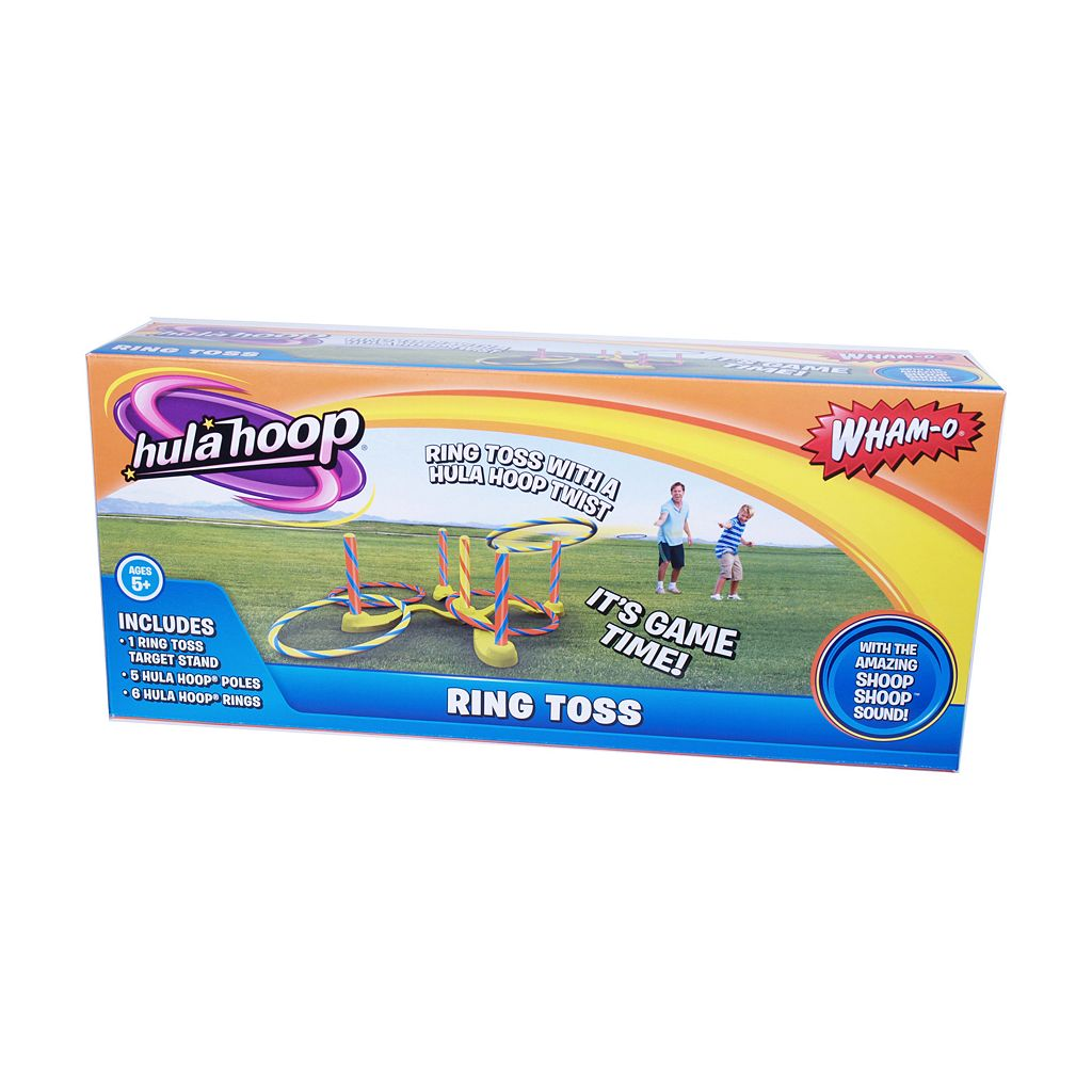 Hula Hoop Ring Toss Set by Wham-O