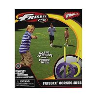 Frisbee Horseshoes Set by Wham-O