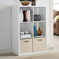6-Cube Storage Unit