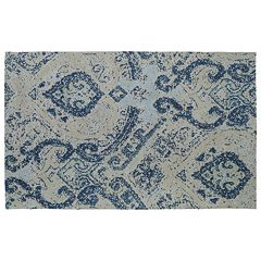Kaleen Cozy Toes Transitions Damask Rug