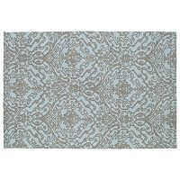Kaleen Cozy Toes Serenity Damask Rug