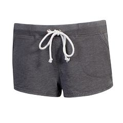 Juniors' Grayson Threads Drawstring French Terry Shorts