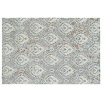 Kaleen Cozy Toes Essence Damask Rug