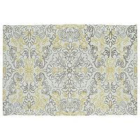 Kaleen Cozy Toes Brentwood Floral Rug