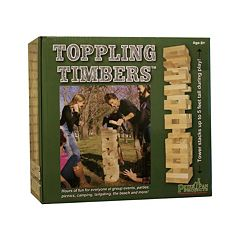 Toppling Timbers by Maranda Enterprises, LLC