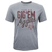 Boys 8-20 Texas A&M Aggies Rally Anthem Tee
