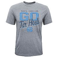 Boys 8-20 North Carolina Tar Heels Rally Anthem Tee
